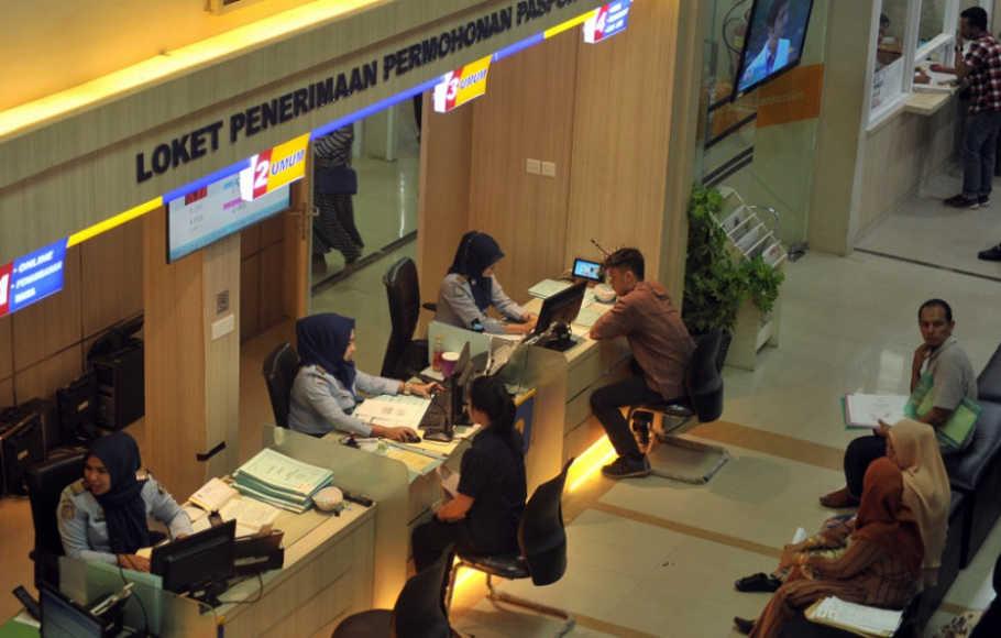 Paspor Elektronik Indonesia Telah Menerima Sertifikat Public Key Directory